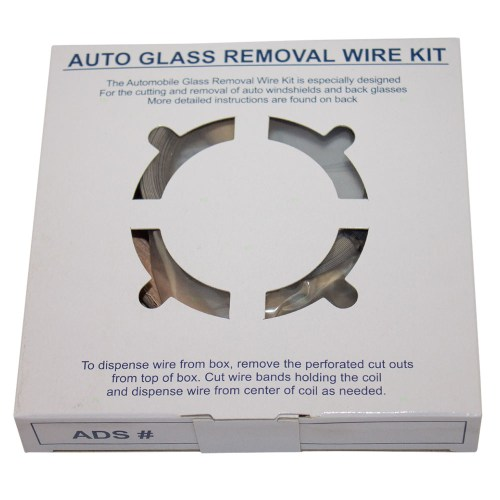 small resolution of windshield auto glass removal wire kit 213 ft stainless steel piano wiring w 4 handles for auto glass cutting repair disposal walmart com