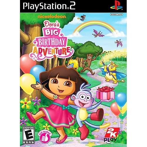 Dora The Explorer Dora S Big Birthday Adventure