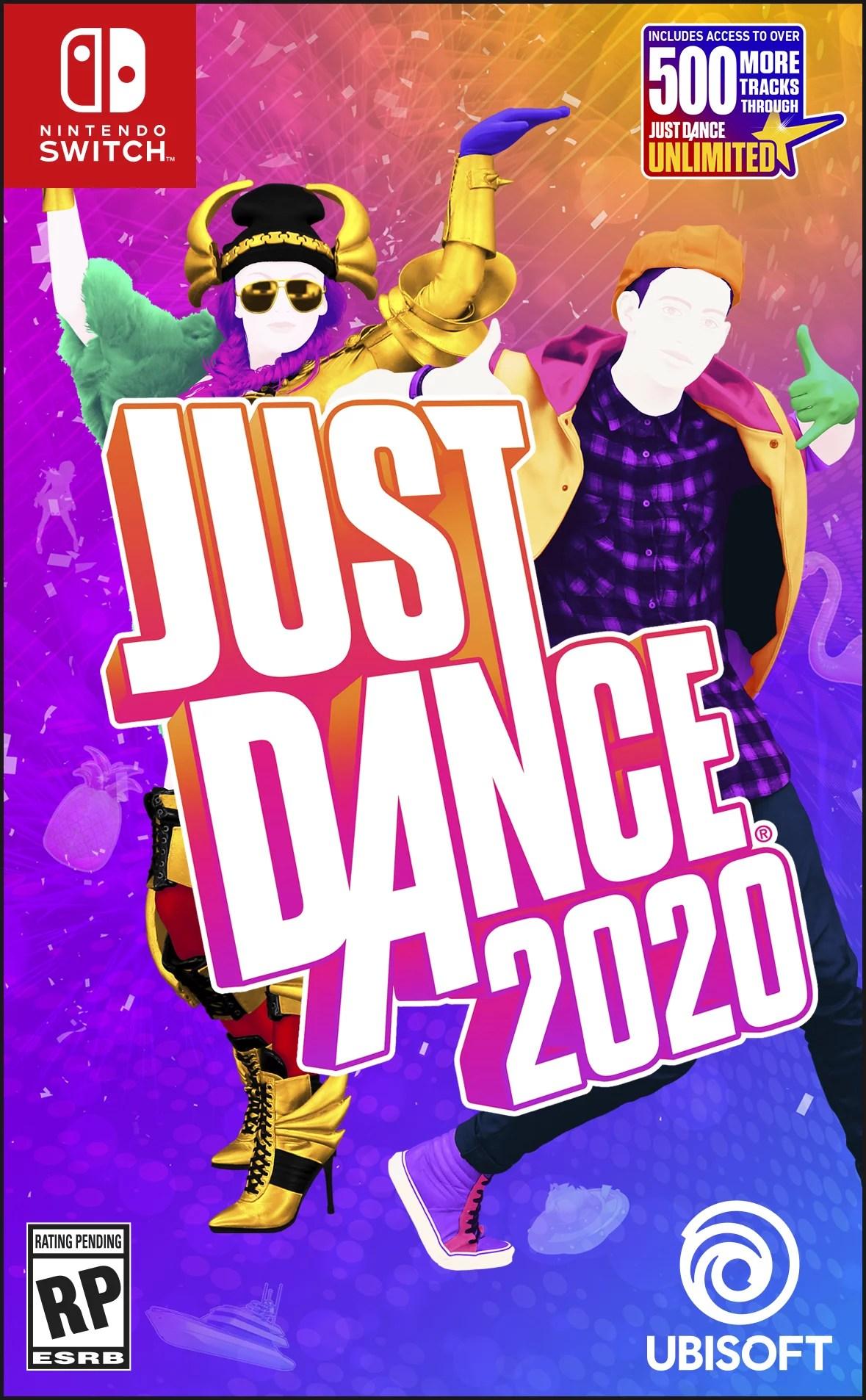 Just Dance 2020 Ubisoft Nintendo Switch Walmart