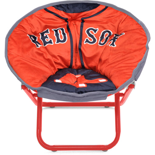 Mlb Boston Red Sox Saucer Chair  Walmartcom