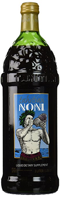 The Original Authentic Tahitian Noni Juice By Morinda