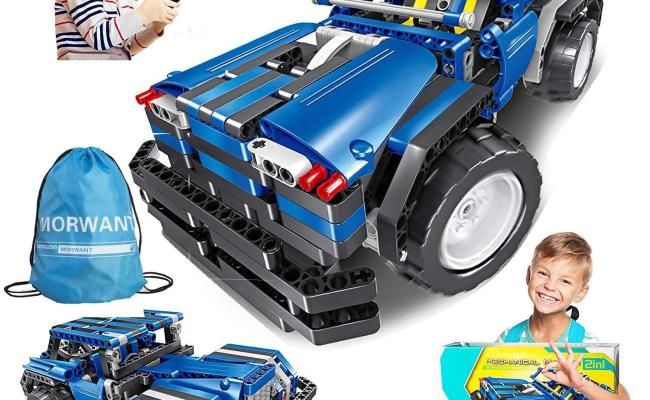 Stem Engineering Toys For Boys Girls Building Blocks