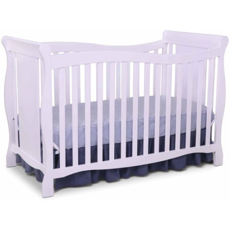 Delta Children S Products Brookside 4 In 1 Fixed Side Crib Choose Your