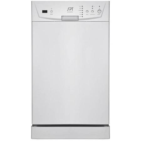 "Sunpentown Energy Star 18"" Built-In Dishwasher"