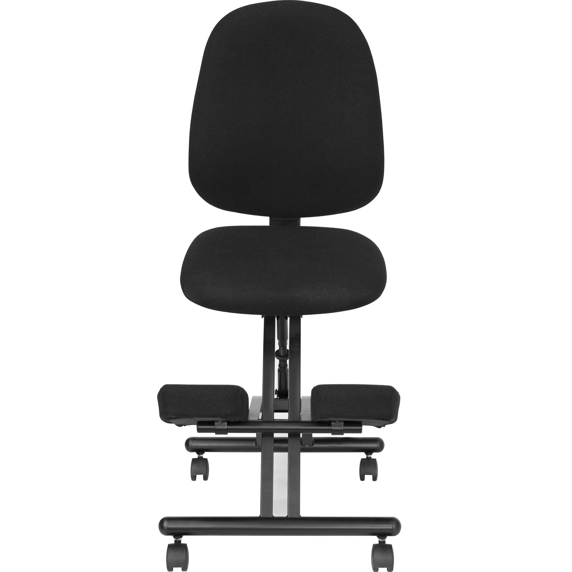 Ergonomic Chair Kneeling Ergonomic Kneeling Posture Office Chair With Back Black