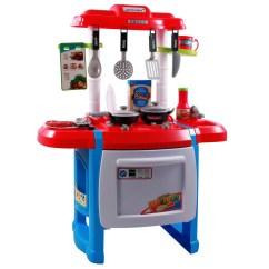 Childrens Play Kitchen Lighting Jumbo Toy Oven Set Walmart Com