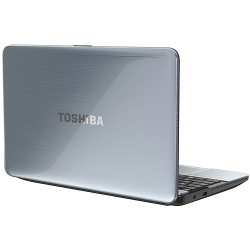 """Toshiba Ice Blue 17.3"""" Satellite S875S Laptop PC with Intel Core i5-3230M Processor and Windows 8 Operating System"""