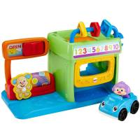 Fisher-Price Laugh & Learn Puppy's Numbers Garage ...