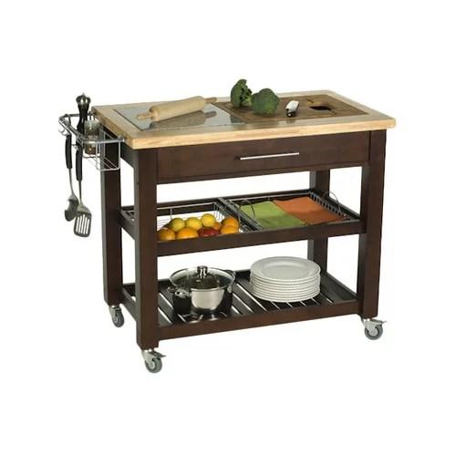 kitchen work station stainless steel sink reviews chris 24 x 40 pro chef espresso