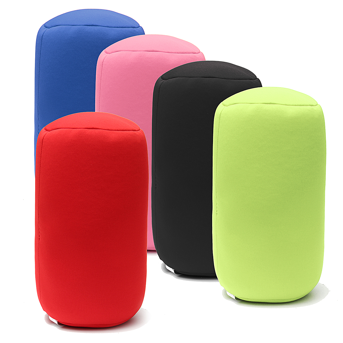 chair pillow for back dining sale generic portable micro bead roll neck head relief cushion home office car walmart com