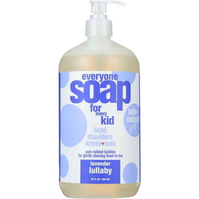 Eo Products HG1176882 32 oz 3in1 Everyone Soap for Kids