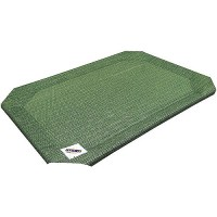 Coolaroo Elevated Pet Bed Replacement Cover, Large ...