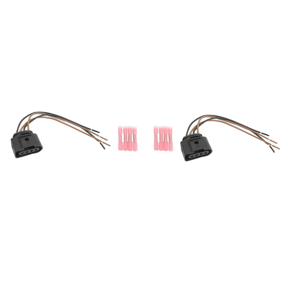 medium resolution of cf advance for 00 08 audi a4 a5 a6 a8 rs4 s4 s6 s8 vw beetle eos golf jetta passat ignition coil repair kit connector pigtail harness wires set of 2pcs 2000