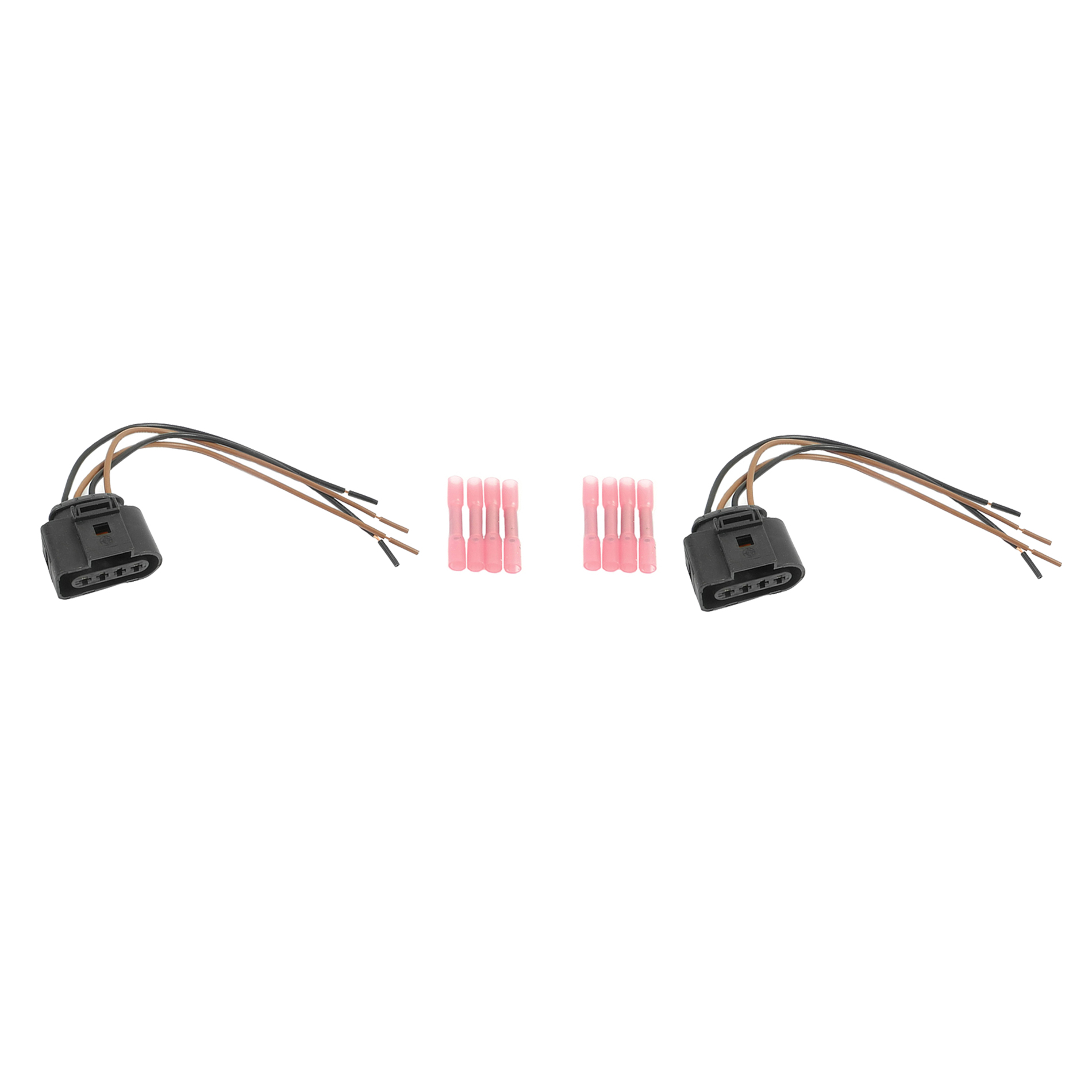 hight resolution of cf advance for 00 08 audi a4 a5 a6 a8 rs4 s4 s6 s8 vw beetle eos golf jetta passat ignition coil repair kit connector pigtail harness wires set of 2pcs 2000