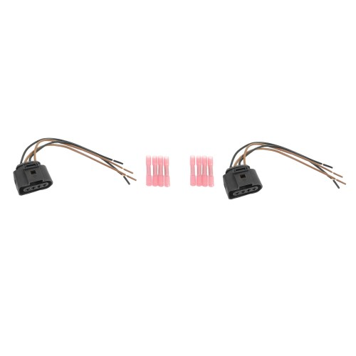 small resolution of cf advance for 00 08 audi a4 a5 a6 a8 rs4 s4 s6 s8 vw beetle eos golf jetta passat ignition coil repair kit connector pigtail harness wires set of 2pcs 2000
