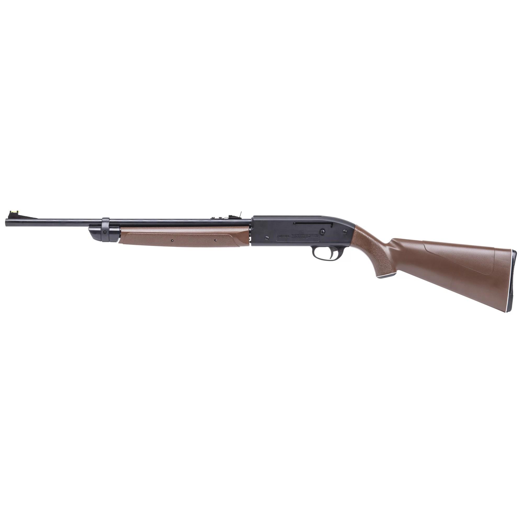 hight resolution of crosman 2100b 177 caliber air rifle and metal target value bundle black walmart com