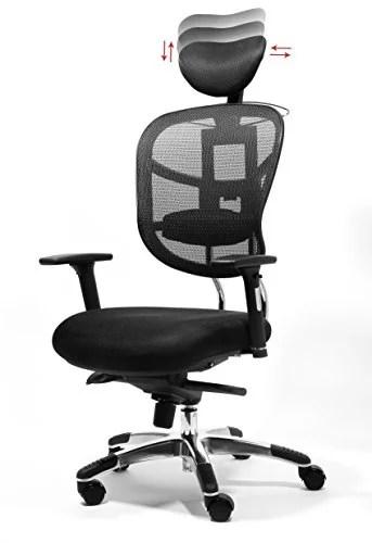 back support for office chair walmart swing garden b&m factor executive managers high black mesh lumbar com