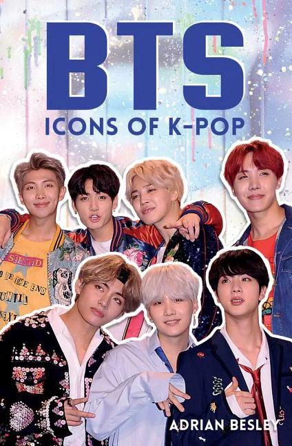bts icons of k pop paperback