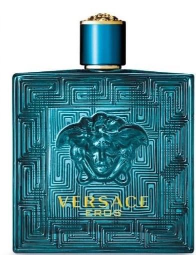 Versace Eros Eau De Toilette Spray, Cologne for Men, 6.7 Oz