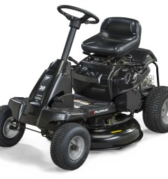 murray 30 10 5 hp riding mower with briggs and stratton powerbuilt engine walmart com [ 4656 x 3803 Pixel ]