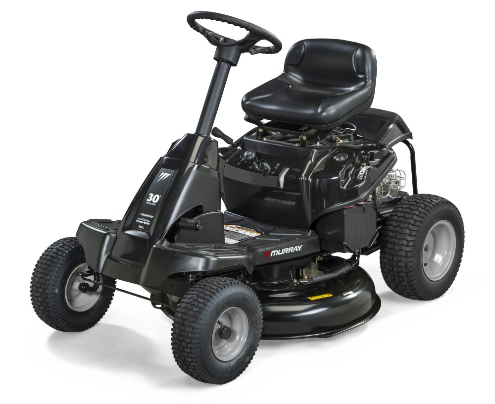 medium resolution of murray 30 10 5 hp riding mower with briggs and stratton powerbuilt engine walmart com