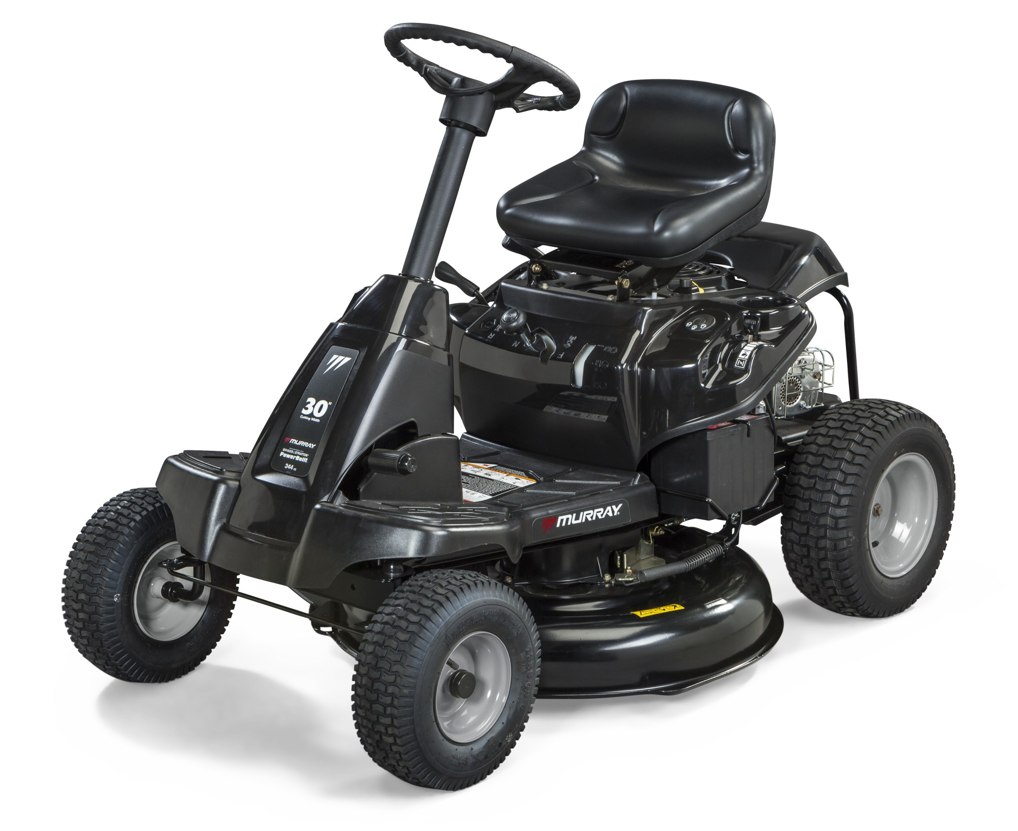 hight resolution of murray 30 10 5 hp riding mower with briggs and stratton powerbuilt engine walmart com