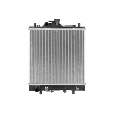 front radiator for chevy
