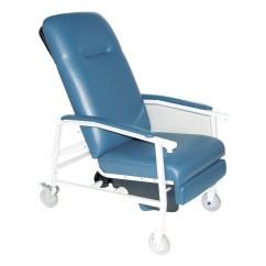 Medical Recliner Chairs Wheelchair Brands Drive 3 Position Geri Chair Blue Ridge Walmart Com