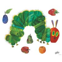 Oopsy Daisy Eric Carle's Very Hungry Caterpillar (TM ...
