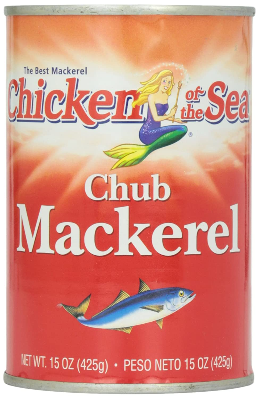 Chicken of The Sea Jack Mackerel 15 Oz - Walmart.com ...