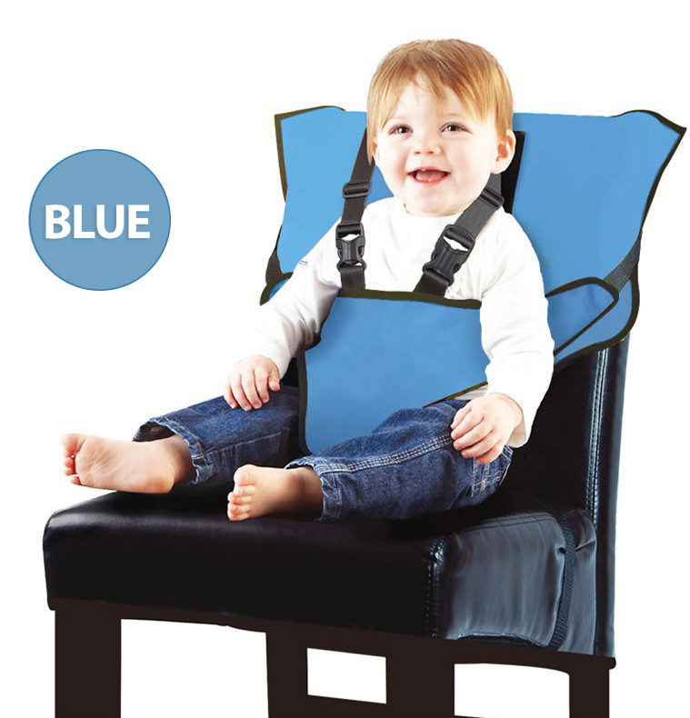 baby camping chair rent tables and chairs for wedding travel high portable infant booster safety seat dining harness toddler beach