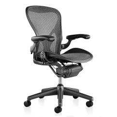 Posturefit Chair Office For Sciatica Sufferers Herman Miller Aeron Size B Fully Featured Gray W Executive Walmart Com