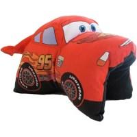 Pixar Cars 2 Lightning McQueen Pillow Pet - Walmart.com
