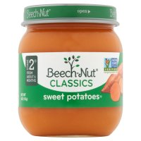 (10 Pack) Beech-Nut Classics Stage 2 Sweet Potatoes Baby ...