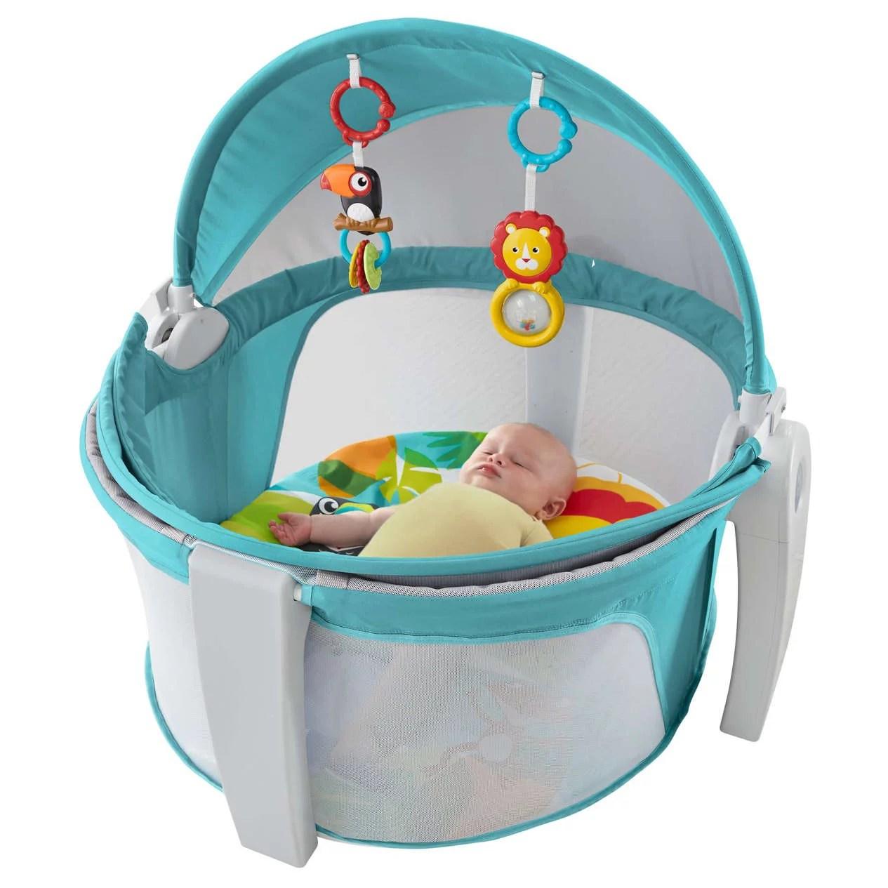 FisherPrice OnTheGo Baby Dome  Walmartcom