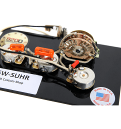920d custom shop suhr hss wiring harness w 5 way super switch  [ 1600 x 1600 Pixel ]