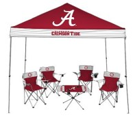 University of Alabama Crimson Tide Tailgate Kit - Canopy ...