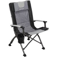 Ozark Trail Ultra High Back Folding Quad Camp Chair