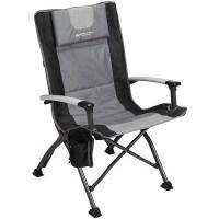 Ozark Trail Ultra High Back Folding Quad Camp Chair ...