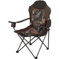 Folding Camp Chair SET OF 2 Padded CAMO Deluxe Camouflage ...