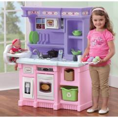 Step 2 Play Kitchens Aerator For Kitchen Faucet Step2 Little Bakers Kids Pink 733538825196 Ebay Details About