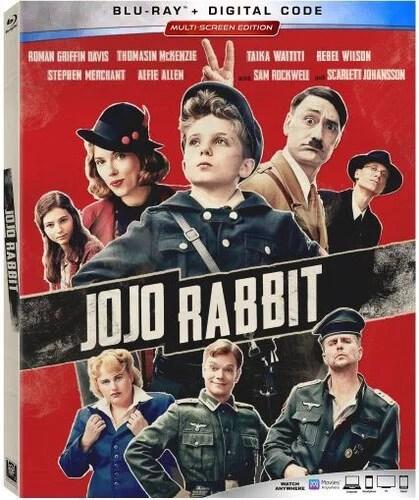 jojo rabbit blu ray digital copy walmart com