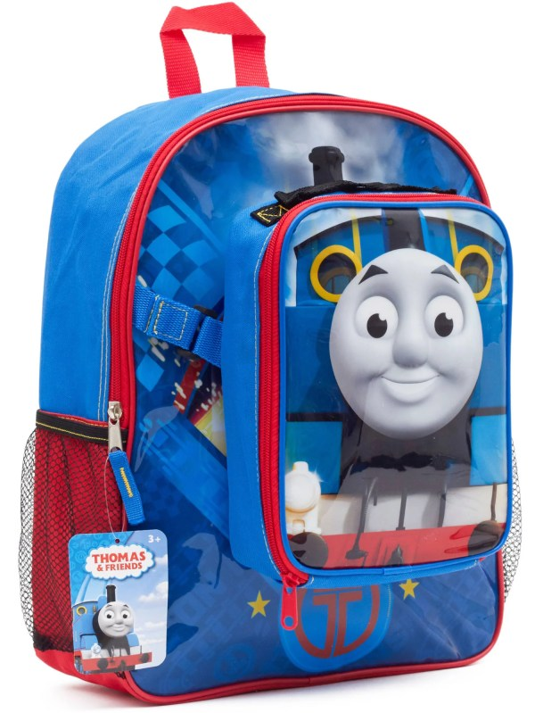 Thomas Train - Backpack With Lunch