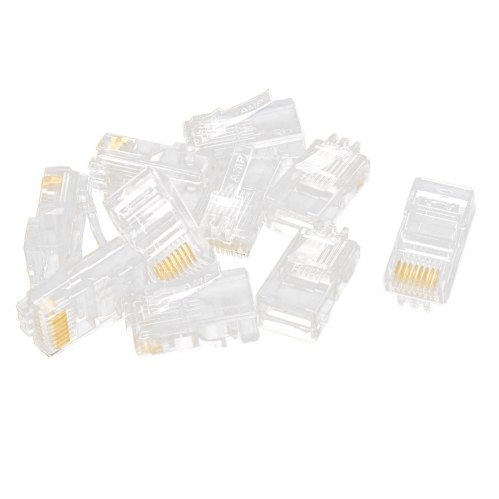 small resolution of 10 pcs rj45 network cable modular cat5 cat5e 8p8c connector end