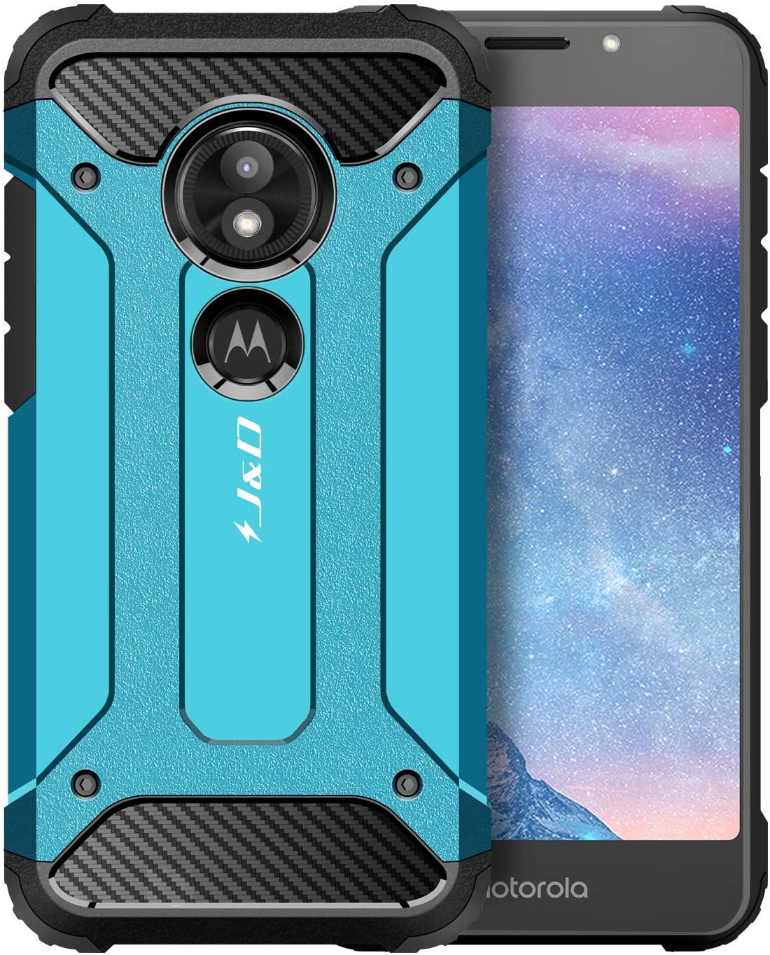 Moto E5 Play Case, Moto E5 Cruise case, [Kickstand/Wrist