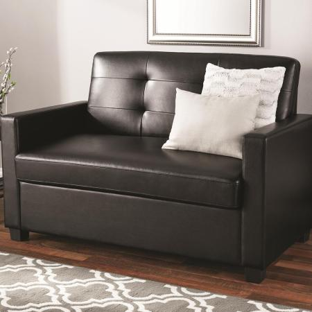 Mainstays Sleeper Sofa With Certipur Us Certified Memory