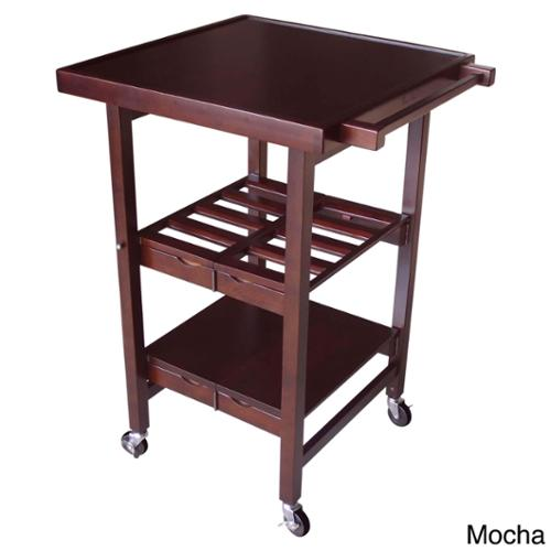 folding kitchen island brushes oasis concepts the entertainer ii all wood