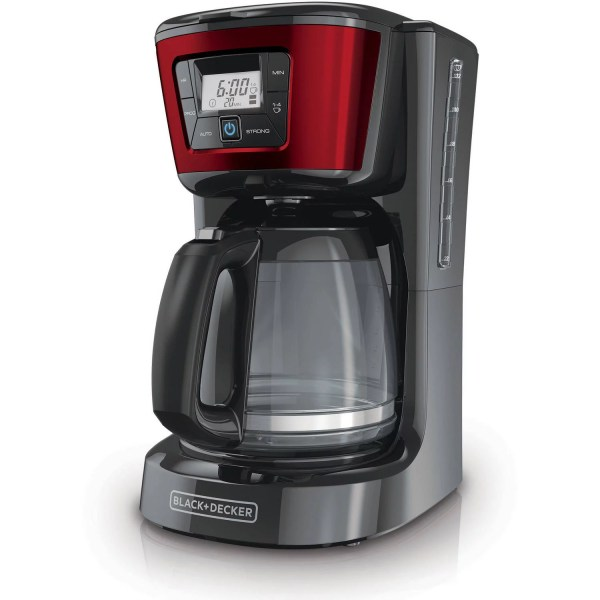 Top Quality Black And Decker 12-cup Programmable Coffee Maker Thermal Carafe