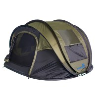 Peaktop 4 Person Instant Automatic Pop up Camping Tent ...