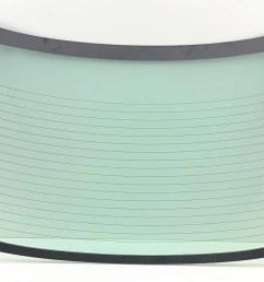 fits 2018 2019 honda accord back window back glass rear windshield heated [ 1367 x 1001 Pixel ]
